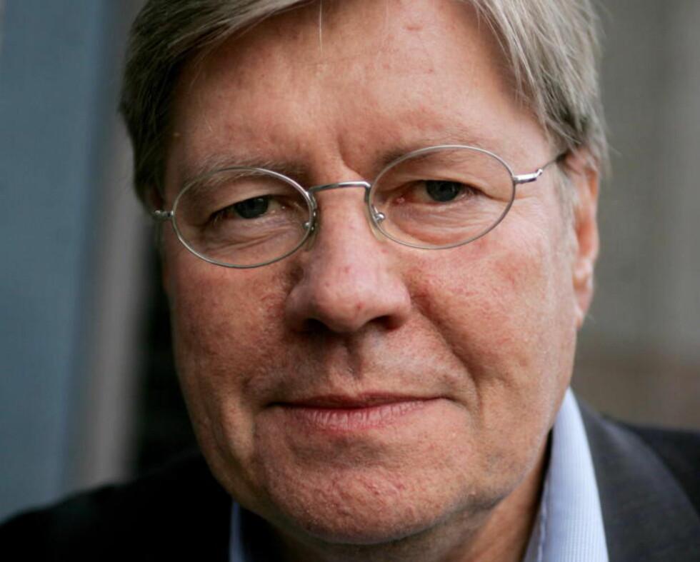 VIL HA OPPNEVNTE SAKKYNDIGE: Barnepsykolog Willy-Tore Mørch foreslår at fylkesnemnda for sosiale saker oppnevner sakkyndige. Foto: LINUS MEYER