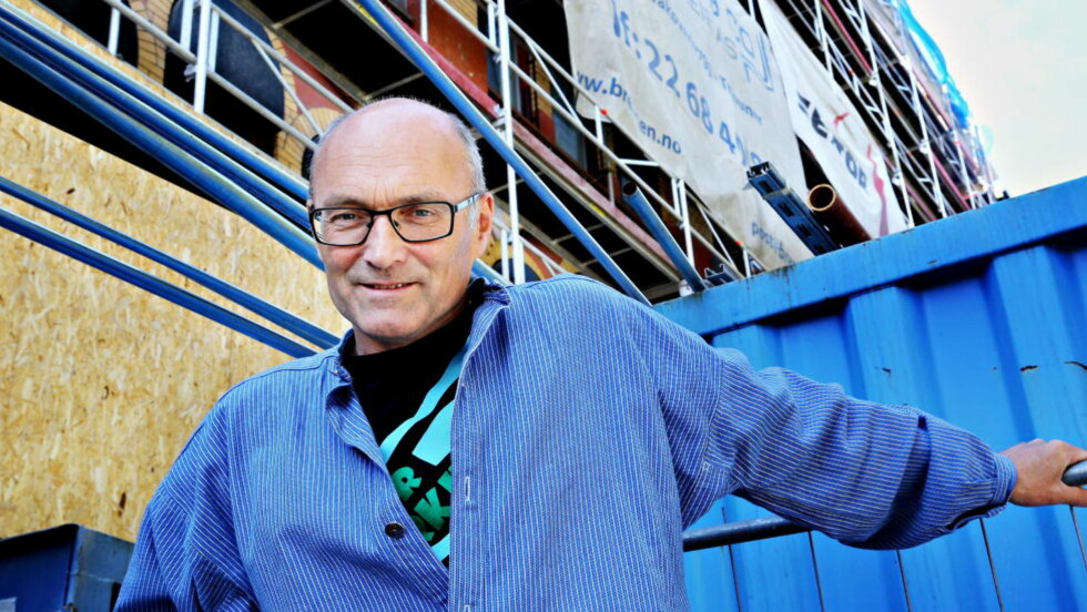 - INNVANDRING HELT NØDVENDIG:  Stortingsrepresentant fra SV, Aksel Hagen, mener innvandring er helt nødvendig for å holde hjulene i gang i Norge. Foto: Jacques Hvistendahl