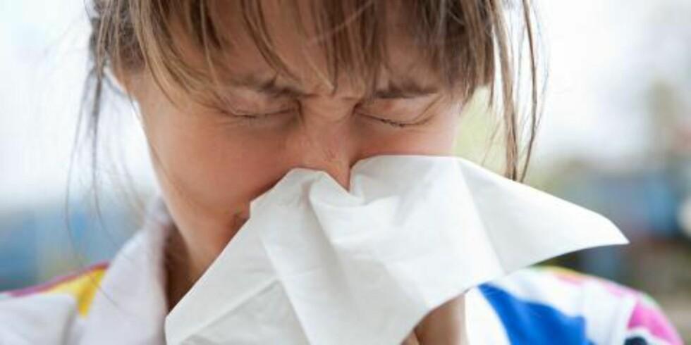 <strong>FEIL MEDISIN:</strong> Er du forkjølet, er det ingen grunn til å sette i gang en antibiotikakur.  ILLUSTRASJONSFOTO: Colourbox