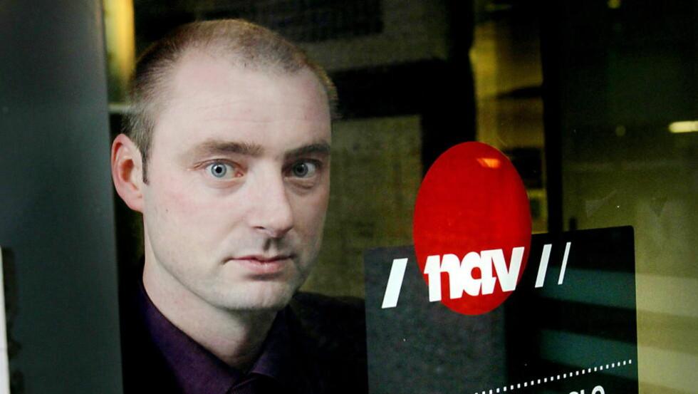EGEN GRUPPE: Robert Eriksson (Frp) vil ha en egen gruppe som etterforsker trygdesvindel. Foto:  Jacques Hvistendahl / Dagbladet