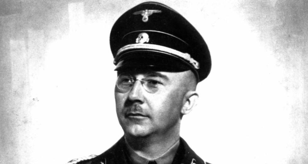 KLISJÉFYLT: De franske motstandsfolkene er like heroiske som de ariske gestapistene er grusomme i Lucinda Rileys nye bok. Men jaggu, så god underholdning det er. Her: Heinrich Himmler i 1938. Foto: AP / NTB Scanpix.
