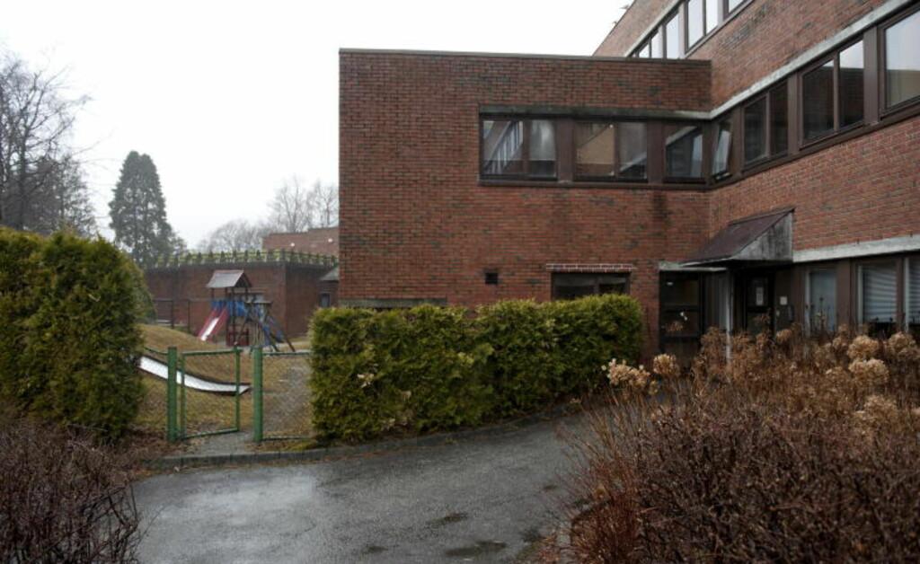 HER LÅ 15-ÅRINGEN: I november 2010 lå en gutt (15) tre uker i belteseng på Klinikk psykisk helsevern for barn og unge på Haukeland Universitetssykehus.  Foto: Tor Erik H. Mathiesen