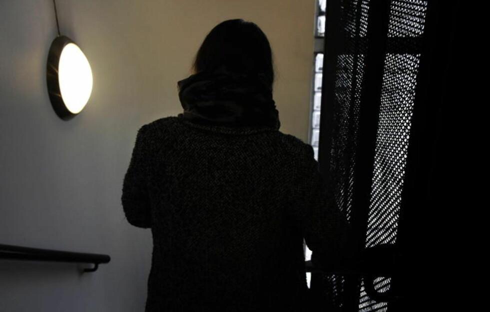 BLE TRODD: Denne nå 26-årige kvinnen ble hørt av retten, og er tilkjent 150 000 kroner i oppresning. Foto: STEINAR BUHOLM / DAGBLADET