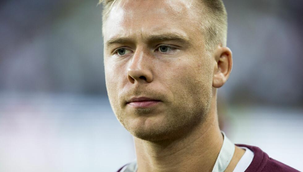 RETURNERER: Alexander Søderlund skal nærme seg en retur til Rosenborg og norsk fotball. Det melder franske medier. Foto: Vegard Wivestad Grøtt / NTB scanpix