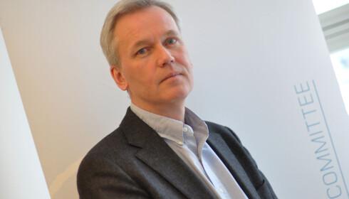 GENERALSEKRETÆR: Bjørn Engesland