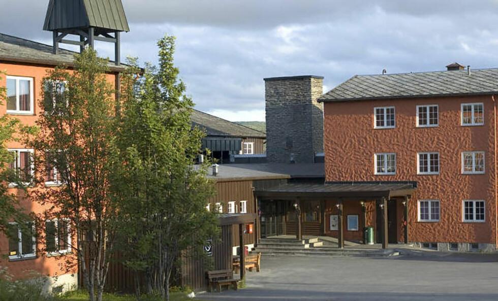 MAT OG TRADISJONER: Dette er stikkord for Røros Hotell, der buffeen bugner av lokale råvarer.