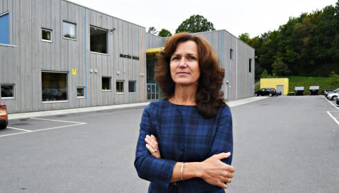 REKTOR: Kari Skaalvik. Foto: Arne V. Hoem / Dagbladet