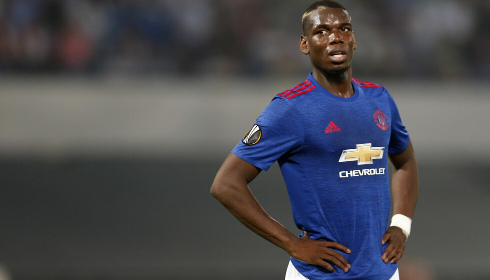 ETABLERINGSFASEN: Paul Pogba har ikke hatt noen knirkefri start i Manchester United etter returen. Ekspertene tror suksessen kommer. Foto: NTB Scanpix/Reuters / Matthew Childs Livepic EDITORIAL USE ONLY.