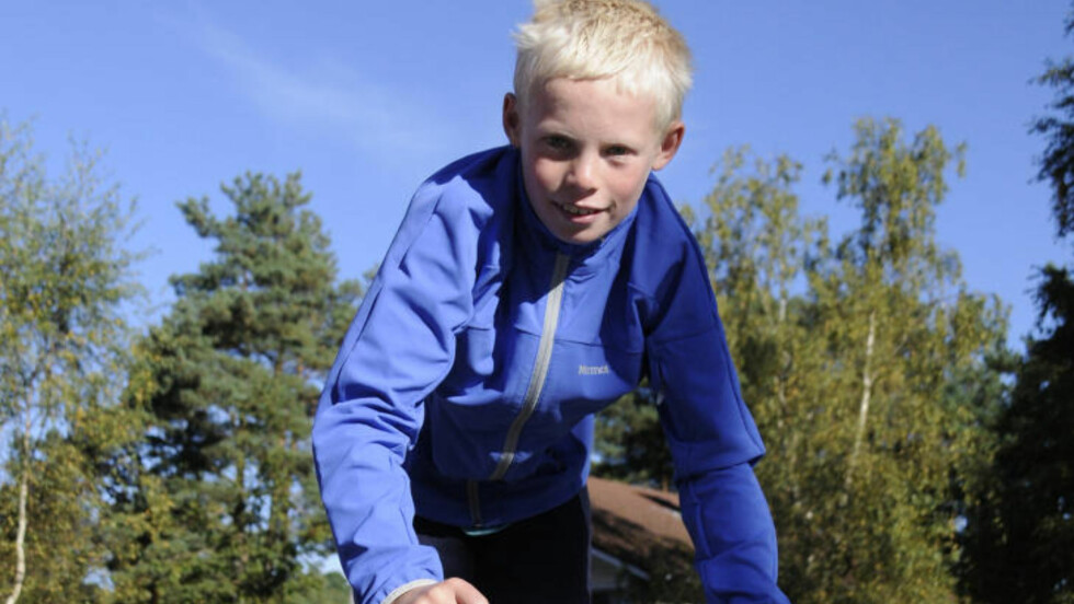 DØDE ETTER PÅKJØRSEL: 12 år gamle Olav Hovda døde av skadene han pådro seg. FOTO: PRIVAT