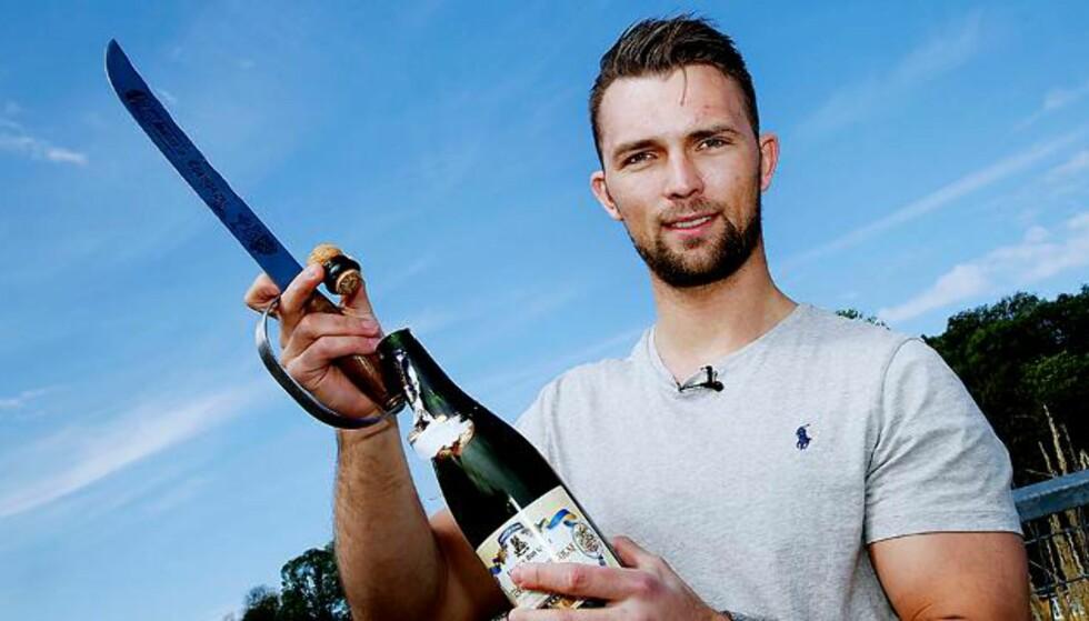 Slik sablerer du Champagne
