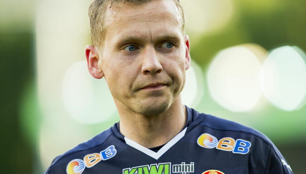 NOK ER NOK: Øyvind Storflor ferdig i Godset. Foto: Vegard Wivestad Grøtt / NTB scanpix