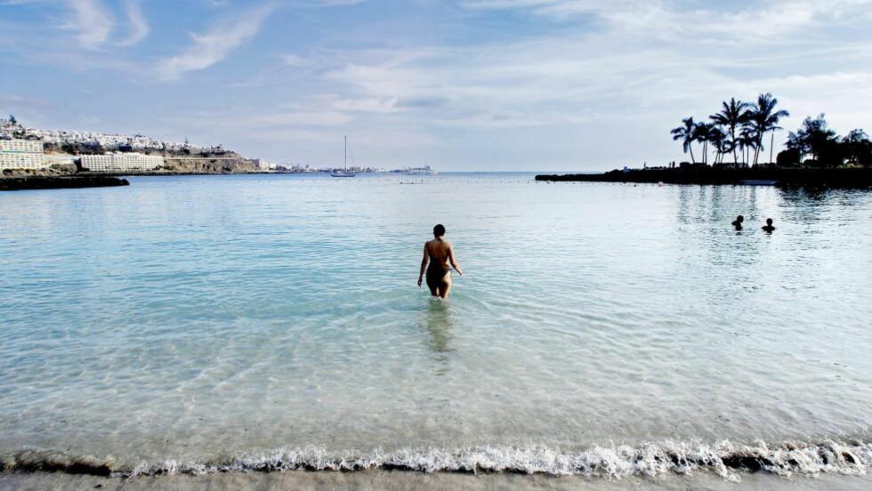 SPANIA: Ikke til noe annet land planlegger så mange nordmenn å reise som til Spania, viser en undersøkelse Respons analyse har gjennomført for Star Tour. Her fra Anfi Del Mar på Gran Canaria. Foto: JOHN TERJE PEDERSEN
