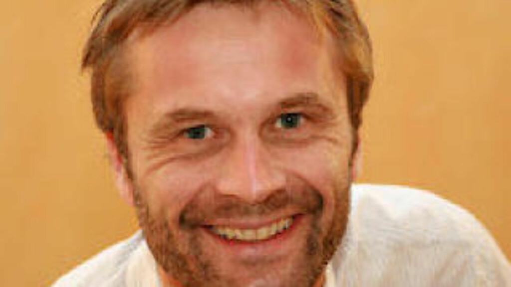 Andreas Selliaas, blogger og kommunikasjonsrådgiver.