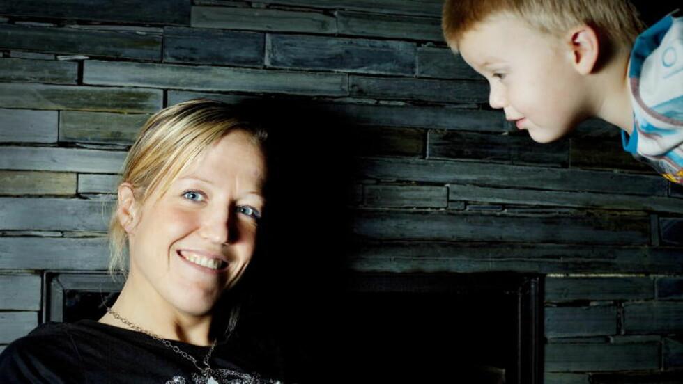 VILLE HJEM: Heidi Løke savnet sønnen Alexander (6) så mye under VM i Brasil i 2011 at hun ønsket seg hjem fra mesterskapet. Kjæresten Karl Erik Bøhn klarte å overtale henne til å bli. Foto : Bjørn Langsem