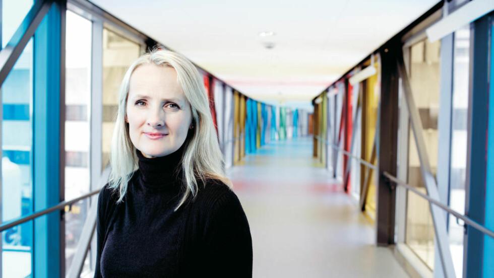 REKORDMANGE KLAGER: - Vi er ikke dimensjonert til å ta i mot så mange klager, sier Gisken Holst, leder i Fagetisk råd i Psykologforeningen, til Dagbladet. Foto: PAUL S. AMUNDSEN