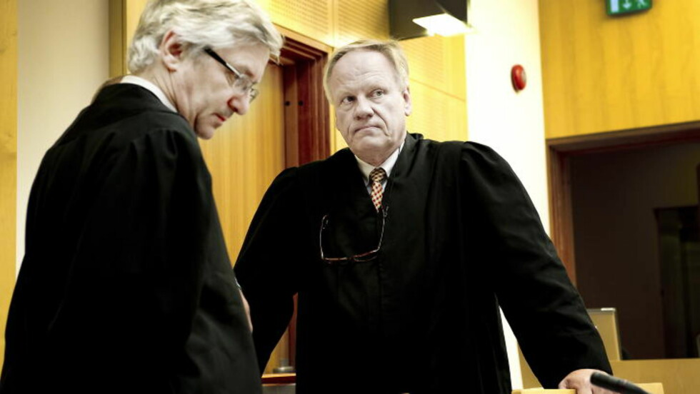 MISTET BEVILGNINGA: Sigurd Klomsæt mistet sin bevilgning som bistandsadvokat under 22. juli-rettssaken. Foto: John T. Pedersen / Dagbladet
