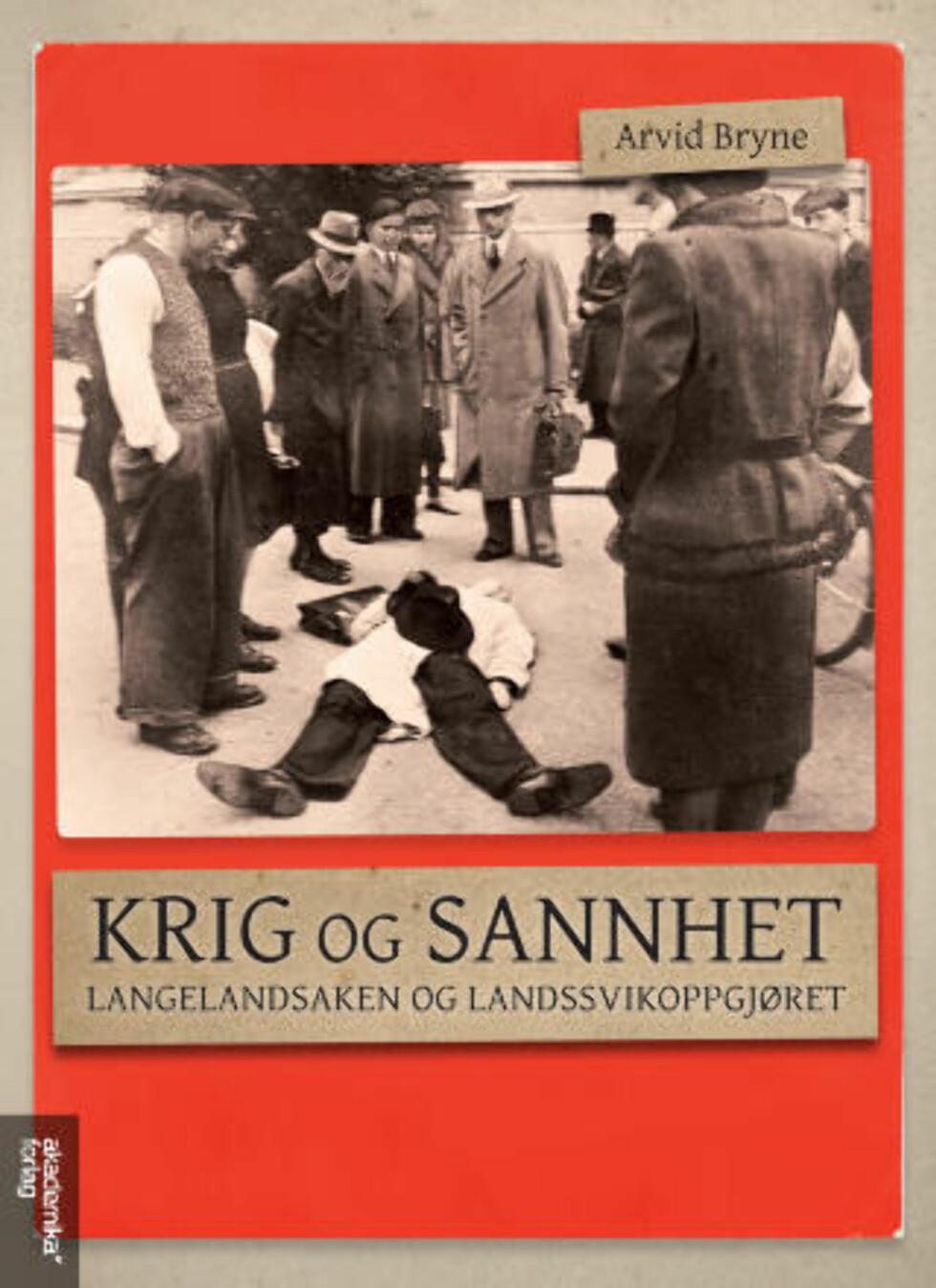 Kritisk bestselger om landssvikoppgjøret ble forbudt i 1949