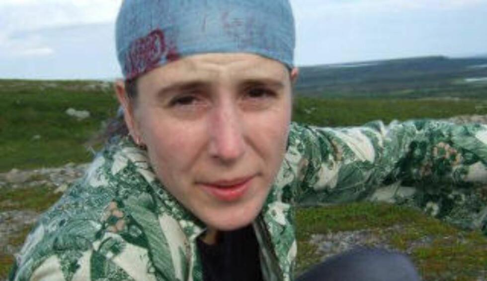 Nina Hovland Moronski, Masterstudent ved Universitetet i Oslo