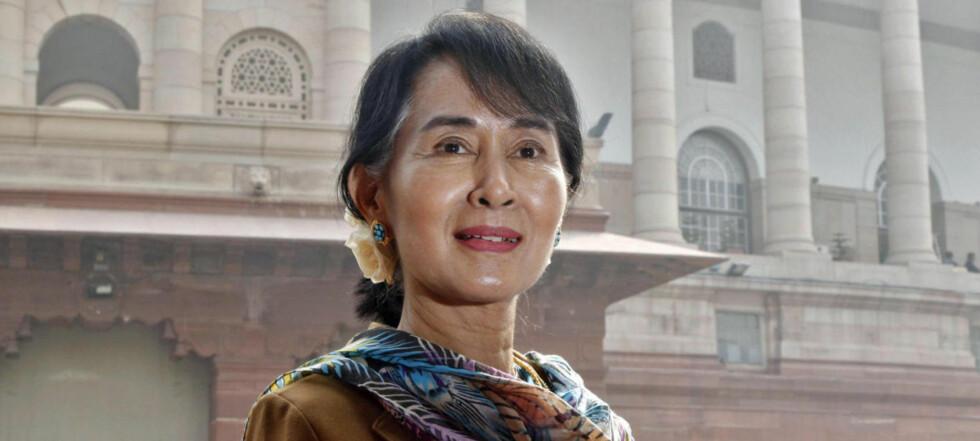 Et varslet kupp i Myanmar