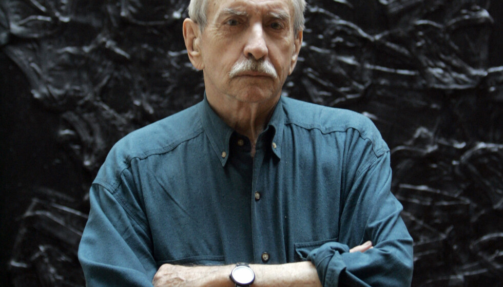 DØD: Den prisbelønnete dramatikeren Edward Albee er død 88 år gammel. Foto: AP Photo/Mary Altaffer, File
