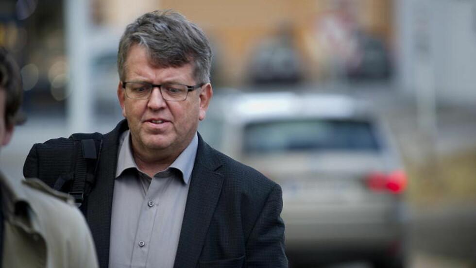 VIL ANKE: Rune Øygard har tidligere gitt uttrykk for at han vil anke hvis han blir dømt i saken. Foto: Øistein Norum Monsen / DAGBLADET