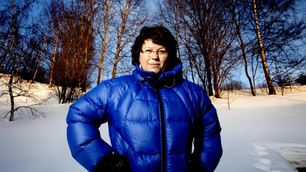 «DØDELIG KRITIKK»: Forfatter og tidligere justisminister Anne Holt skriver på Twitter at det er «tilfredsstillende å høre drepende dom» Foto: Lars Eivind Bones / Dagbladet
