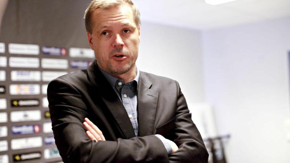 STRESSER IKKE: Kjetil Rekdal har ikke hastverk med å finne seg jobb, tre uker etter at han skilte lag med Aalesund.  Foto: Anette Karlsen / NTB scanpix