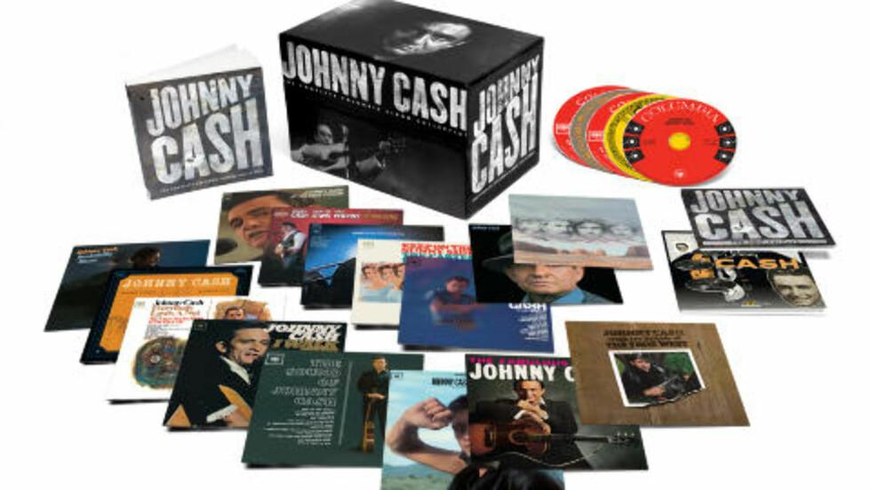 Johnny Cash støttet indianerne og spilte protestsanger for Nixon