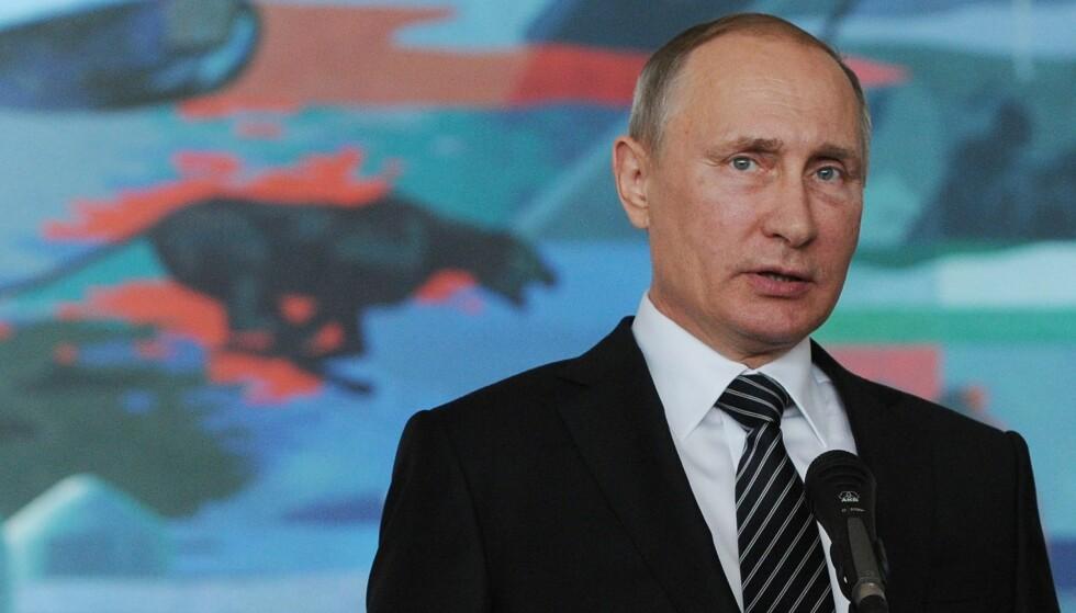 KRISEMØTE: Russland innkaller til krisemøte i FNs sikkerhetsråd, melder AFP. Foto: EPA / NTB scanpix