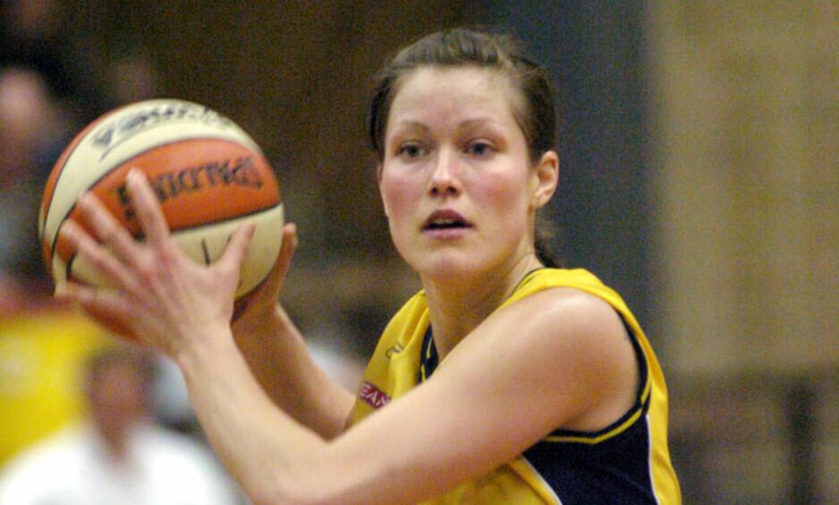 KRAMPEDRAMA: Den tidligere basketspilleren Cecilia Ferm måtte avbryte en svømmekonkurranse under innspillingen av «Mesternes mester». Foto Lars Pehrson / NTB Scanpix