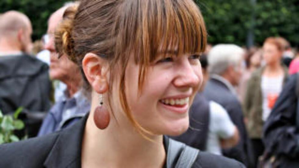 Ingrid Tungen.