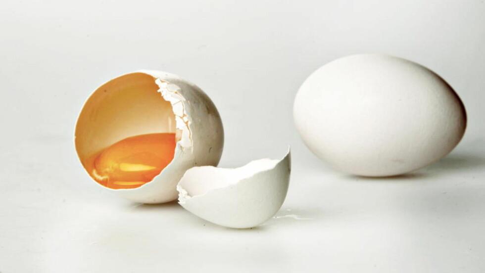 PASS OPP: Spiser du mye egg bør du kanskje vurdere å sjekke kolesterolet ditt hos legen.   FOTO: SVEINUNG UDDU YSTAD / Dagbladet