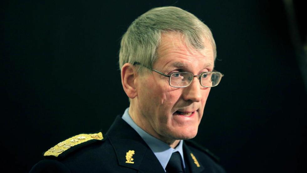 NY SJEF?  Vidar Refvik kan bli konstituert som ny politidirektør i dag.Foto: Jacques Hvistendahl