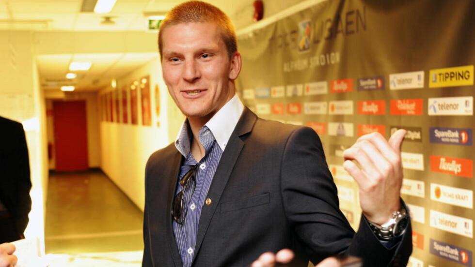 GIFTIG HJEMME: Zdenek Ondrasek scorer hjemme på Alfheim, men ikke borte. Foto: Rune Stoltz Bertinussen / NTB scanpix
