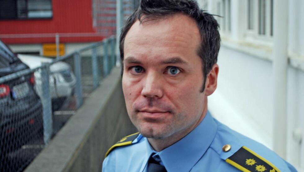 BER OM FENGSLING: Politiadvokat Asbjørn Onarheim vil be Bergen tingrett om å varetektsfengsle de to mennene som er siktet for voldtekt mot en ung student. Foto; Leif Stang