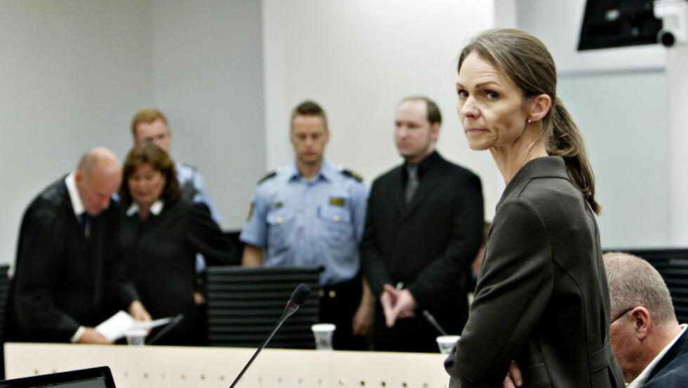 STOR FORSKJELL: Rettspsykiaterne Synne Sørheim og Torgeir Husby får hard medfart i Breivik-dommen. Det er stor forskjell på rettspsykiatrien i Norge og Sverige. Foto: HANSEN NINA/Dagbladet