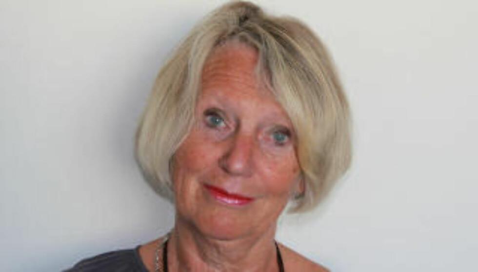 Bente Lis Larsen.