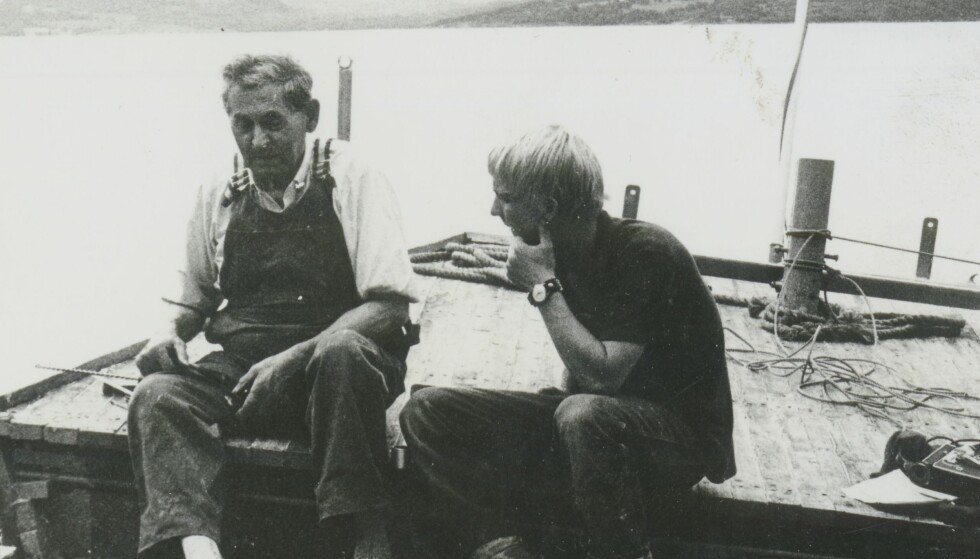 SECRET PLAN: A young film student with the Norwegian Broadcasting Company, Arne Martin Kalstveit, filmed and interviewed Smedsvik in 1970. «He made it very clear to me that he was planning to sail to Cuba to meet Castro and that he wanted to position himself as a human shield in the Gulf of Tonkin in Vietnam. I don't think he dared go public with that. You have to remember that the communists weren't treated well after the war, and he was afraid of the Labor Party's intelligence arm», said Kalstveit. Kalstveit's footage has been lost.