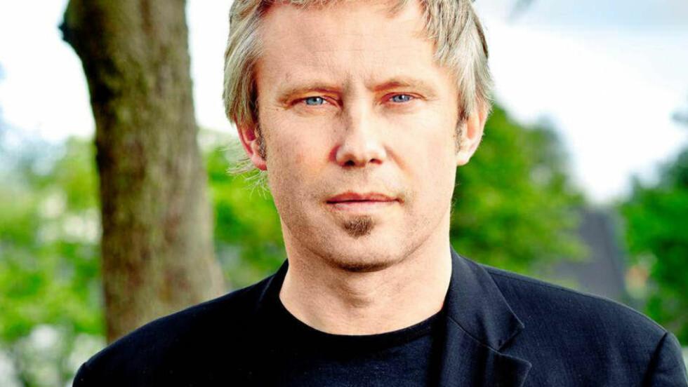 UTEN IDYLL: I sin debutroman beskriver Leif Østli et Halden uten småbyidyll. Foto: ASCHEHOUG
