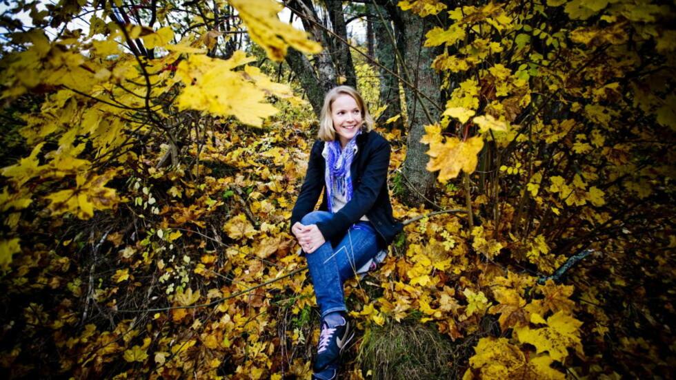 GIR SEG: Maren Haugli Tufto gir opp forsøket på å komme tilbake som toppskøyteløper. Foto: Thomas Rasmus Skaug / Dagbladet