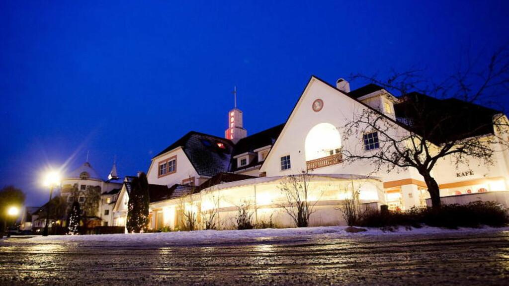 VOLDTATT: Allerede den første dagen i Oslo ble Eva voldtatt. Overgrepet skjedde på Olavsgaard, et hotell på Skjetten, utenfor Oslo.  Foto: BJØRN LANGSEM/DAGBLADET