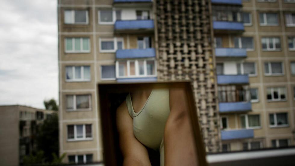 BEHANDLET SOM SLAVE: For den litauiske kvinnen var Oslo aldri et trygt sted. Fra 25. juli 2009 og fram til hun rømte 18. september samme år var Oslo stedet hvor hun ble banket opp, voldtatt, truet og tvunget til å selge sex. Foto: TOMM W. CHRISTIANSEN/DAGBLADET