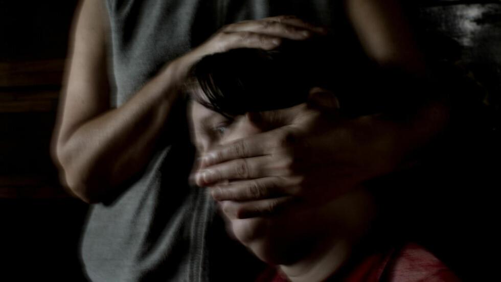 OFFER: Et eksempel på at det er de mest vergeløse og sårbare som blir utnyttet, er 24 år gamle litauiske Maria. Hun ble kidnappet og voldtatt. Planen var at hun skulle selge sex i Tyskland. Foto. TOMM W. CHRISTIANSEN/DAGBLADET