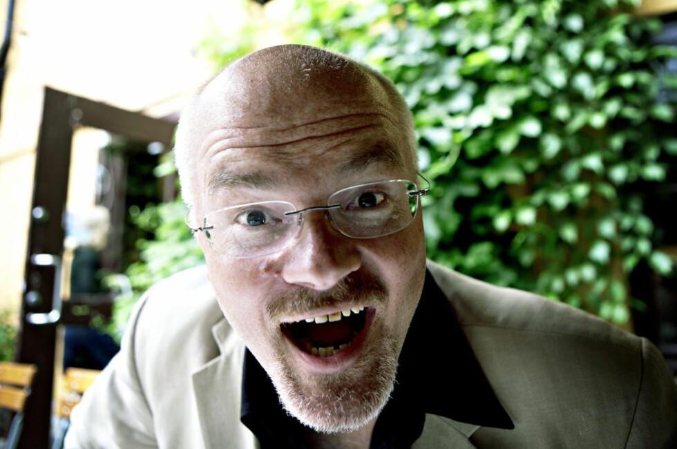 OMSTRIDT: Historieprofessor Nils Rune Langeland har fått massive beskyldninger mot seg etter at han omtalte «genetisk svake analfabeter fra Punjab» i en Facebook-status. Foto: LARS EIVIND BONES / DAGBLADET