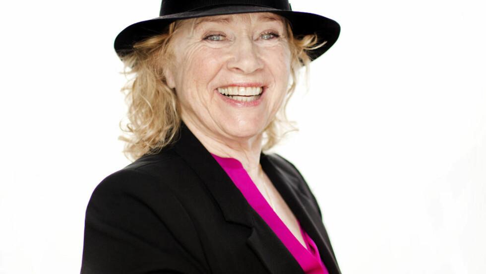 AKTIV DAME: Liv Ullmann kan se tilbake på et rikholdig, interessant og spennende liv. I en alder av 73 år har hun mer å gjøre enn noen gang. Foto: AGNETE BRUN