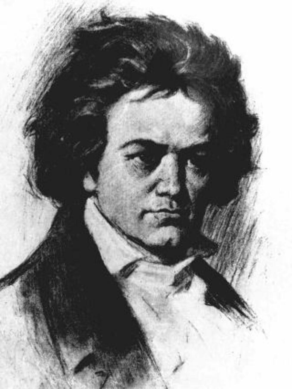 STØRST: På spørsmål om hvem som er en den største komponisten av alle, Bach, Mozart eller Beethoven, svarer Leif Ove Andsnes : — Jeg er glad jeg ikke behøver å rangere dem. Det handler nok om de tre, men for meg er Beethoven størst — nå.