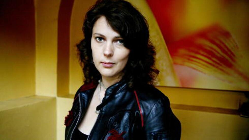 FILMSKAPER: Margreth Olin har tidligere laget filmene «Kroppen min» og «Engelen». I oktober kommer hennes nye dokumentarfilm «De andre».  Foto: Steinar Buholm/Dagbladet.