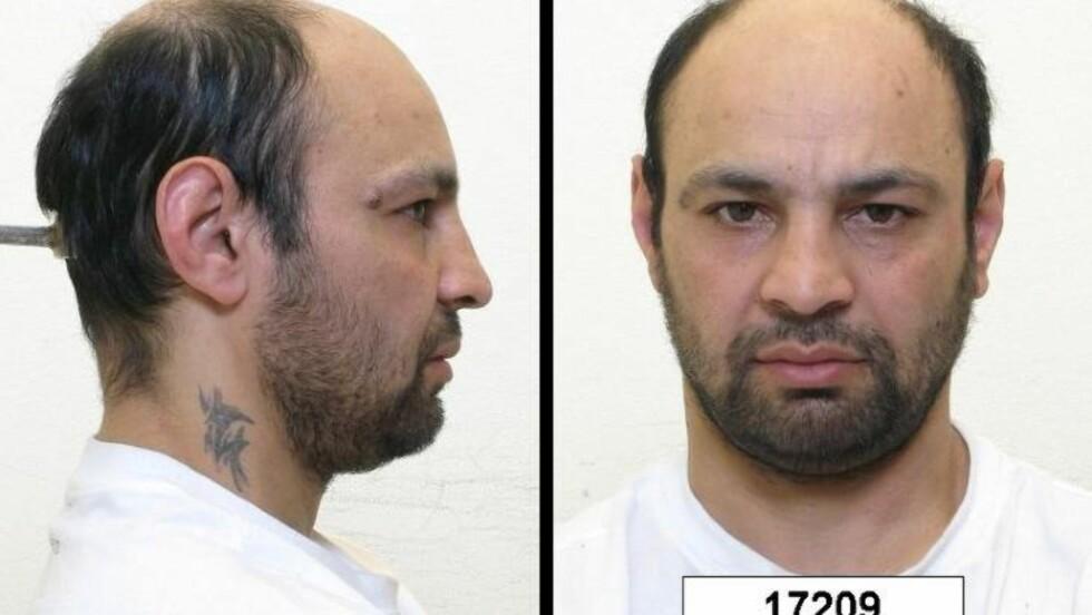 PÅGREPET I PARIS: Alexandru Dodo (35) fra Romania er siktet for voldtekt av to eldre kvinner i Oslo. Han ble etterlyst gjennom Interpol, arrestert i Paris og kreves nå utlevert til Norge. Foto: Interpol