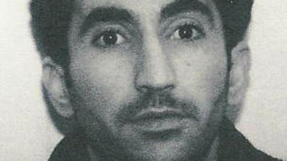 ETTERLYST FOR DRAP: Azad Ghaleb Ali (33) fra Irak er etterlyst for drapet på Cathrine Halvorsen, som ble funnet kvalt i en leilighet på Kongsvinger i desember i 2003.