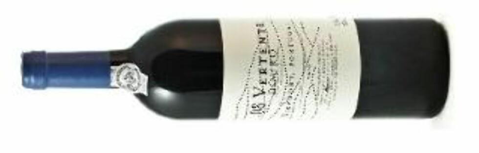 NIEPOORT VERTENTE 2008: Kraftfull rødvin fra Dourodalen i Portugal. God til lammebog.